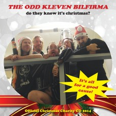 The Odd Kleven Bilfirma - Do They Know It's Christmas? (CDR – 2014)
