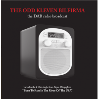 The Odd Kleven Bilfirma - the DAB Radio Broadcast (CDR – 2017)